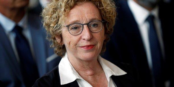 Sur la situation de l'emploi en général, nous revenons de loin a déclaré Muriel Pénicaud lors du point presse.