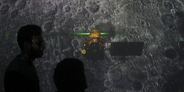 La sonde indienne localisee sur la lune, le contact n'a pas ete retabli[reuters.com]