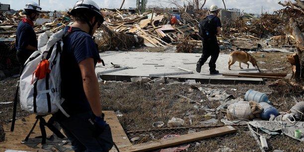 Le bilan de l'ouragan dorian s'alourdit a 50 morts aux bahamas[reuters.com]