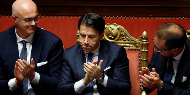 Italie: le gouvernement conte ii obtient la confiance du senat[reuters.com]