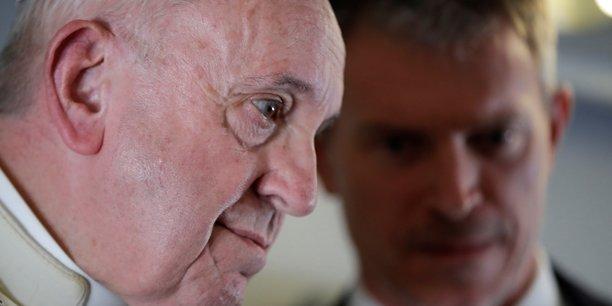 Face aux attaques, le pape francois n'a pas peur des schismes[reuters.com]
