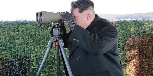 La coree du nord teste a nouveau un lance-missiles multiple[reuters.com]