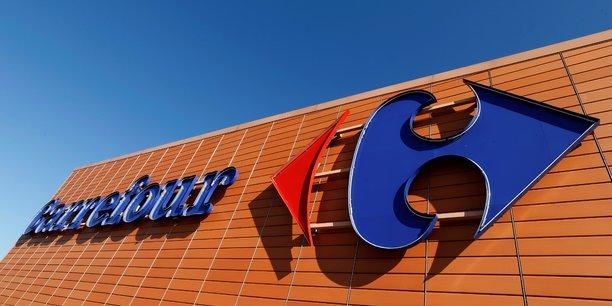 Carrefour reflechit a une offre sur casino, rapporte bfm business[reuters.com]
