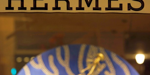 Hermes: le resultat operationnel grimpe au premier semestre[reuters.com]