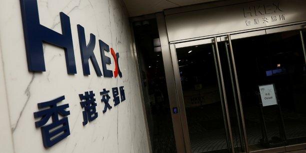 La bourse de hong kong propose de racheter celle de londres[reuters.com]