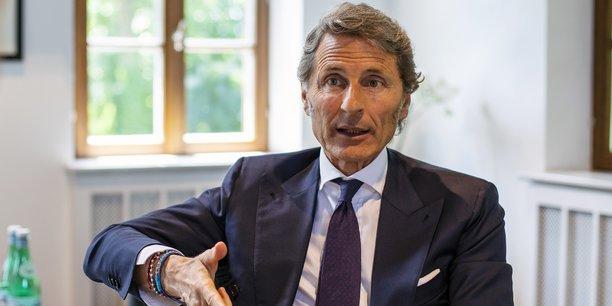 """Stephan Winkelmann : """"Je voudrais proposer un modèle de Bugatti utilisable au quotidien"""""""