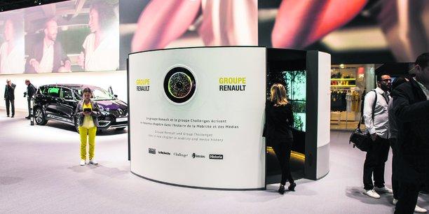 La présentation du projet AEX au Mondial 2018 avait suscité l'intérêt marqué des visiteurs.