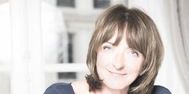 La présidente de la fédération des promoteurs immobiliers (FPI), Alexandra François-Cuxac.