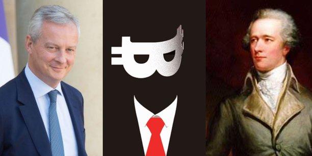Une battle de rap entre le bitcoin et la banque américaine (feat. Bruno Le Maire)