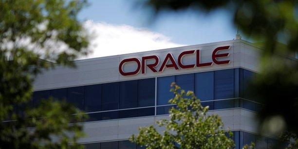 Oracle: depart du dg, chiffre d'affaires decevant[reuters.com]