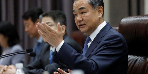 Pekin presse les etats-unis de favoriser une reprise du dialogue avec pyongyang[reuters.com]