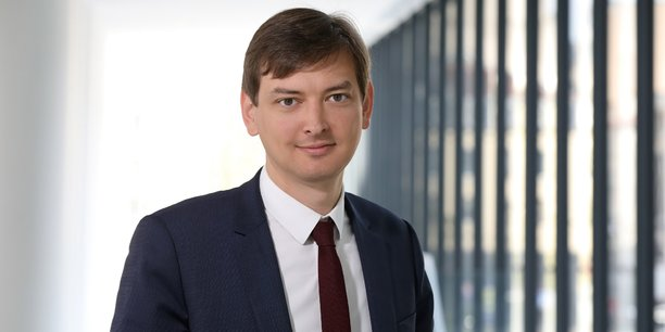 Adrien Couret, Directeur Général du Groupe Macif.