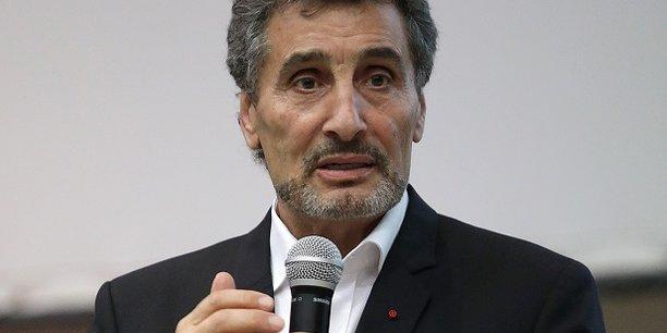 Mohed Altrad, président du groupe éponyme mondial, dont le siège est à Montpellier.