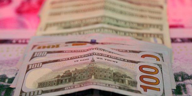 Usa: le deficit budgetaire depasse 1.000 milliards de dollars sur 2019[reuters.com]