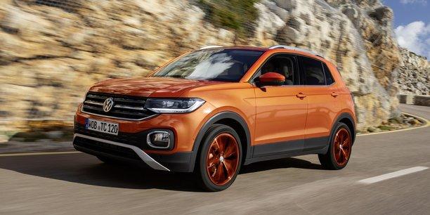 Volkswagen T-Cross: un SUV fait pour la ville