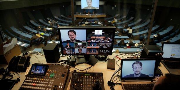 Edward Snowden et la France : les ressorts d'une demande d'asile