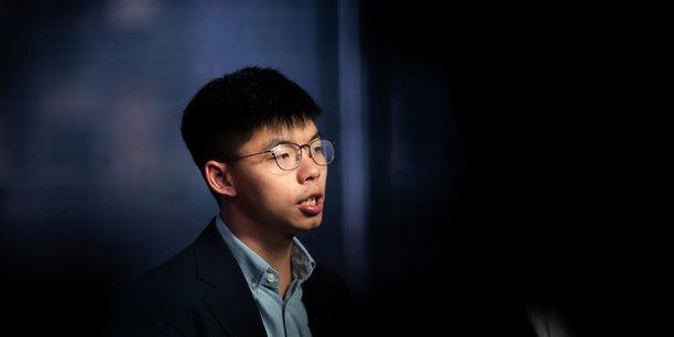 L'activiste hongkongais joshua wong aux etats-unis pour rallier des soutiens[reuters.com]
