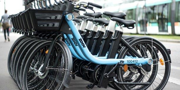 Zoov et ses vélos électriques en libre-service s'implantent à Bordeaux
