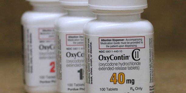 Opioides: purdue pharma sous la protection de la loi sur les faillites[reuters.com]
