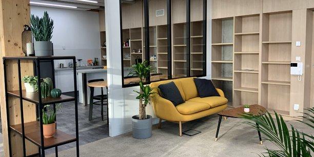 Fabernovel s'est installé au sein de l'immeuble de bureaux à ossature bois Perspective, au cœur de l'opération Euratlantique