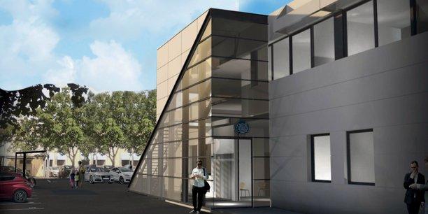 Le nouveau centre de santé de la Fondation Dispensaire Général de Lyon a ouvert ses portes au cœur du quartier Gerland.