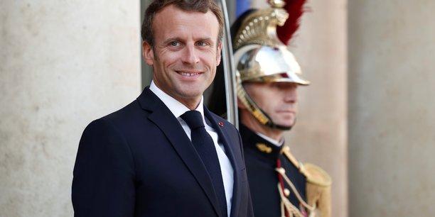 French tech: macron va annoncer une mobilisation de plusieurs milliards[reuters.com]