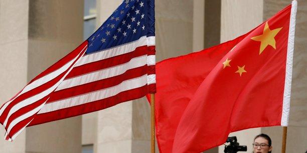 Commerce: une delegation chinoise aux etats-unis mercredi[reuters.com]