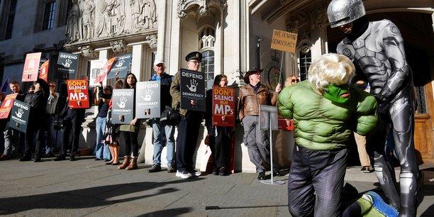 Grande-bretagne: la cour supreme examine la suspension des travaux parlementaires[reuters.com]
