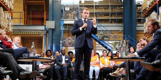 Macron a l'offensive sur l'immigration, electoralisme pour rn et lr[reuters.com]