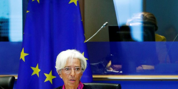Le parlement europeen valide la nomination de lagarde a la bce[reuters.com]