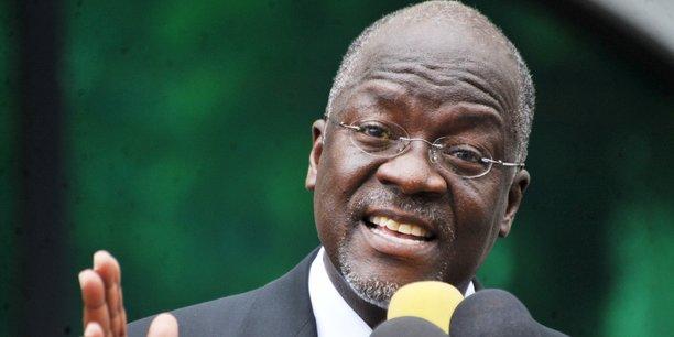 John Magufuli, président de la Tanzanie.