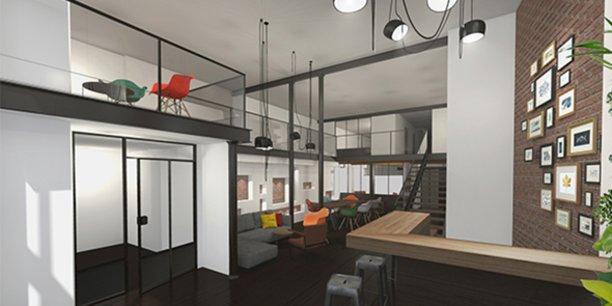 L'ancienne quincaillerie de centre-ville à Montpellier va devenir le centre de santé Eau de Verveine, porté par Vestia Promotions.