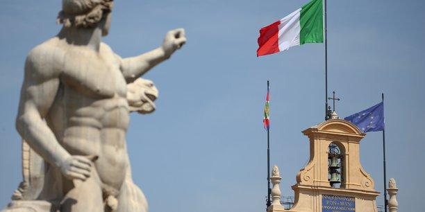 Rome reduit ses previsions de croissance pour 2019 et 2020[reuters.com]