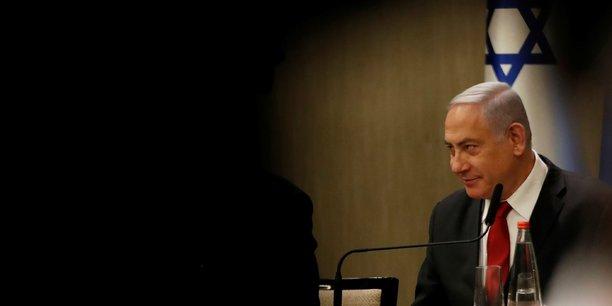 Israel: netanyahu appelle gantz a former un gouvernement d'union nationale[reuters.com]