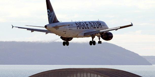 Air france n'a pas depose de nouvelle offre pour aigle azur[reuters.com]
