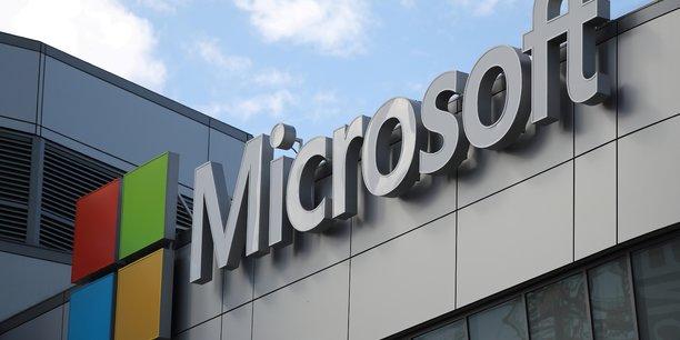 Le cloud représente 60% du chiffre d'affaires de Microsoft France, d'après son président.