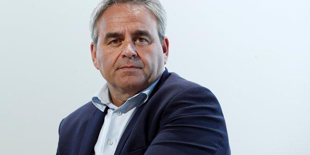 Xavier bertrand pense a l'election presidentielle de 2022[reuters.com]