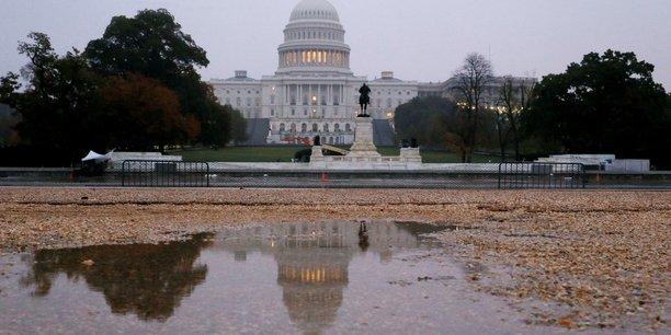 Usa: la chambre adopte un texte pour eviter un shutdown a court terme[reuters.com]