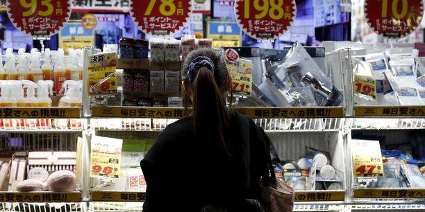 Japon: ralentissement de l'inflation en aout, a un plus bas de deux ans[reuters.com]