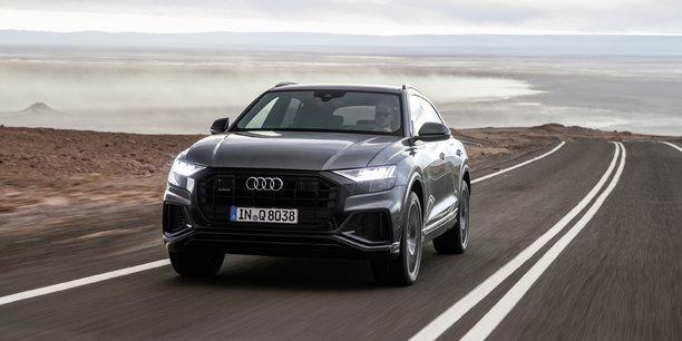 Audi Q8: le SUV qui rebat les cartes du Premium