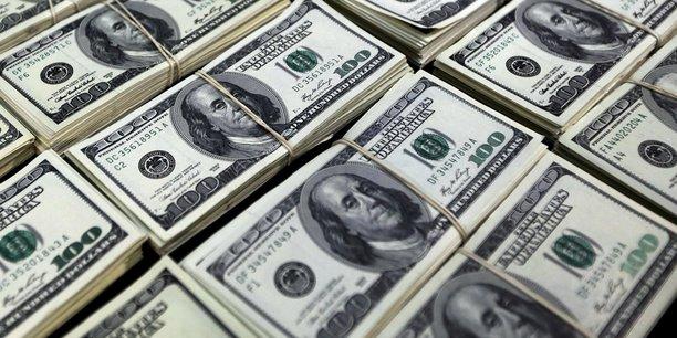 Les grandes entreprises américaines ne rapatrient pas leurs bénéfices afin d'éviter de les soumettre à l'impôt.