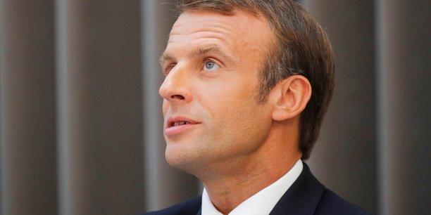 Macron promet l'aide de la france au premier ministre libanais[reuters.com]