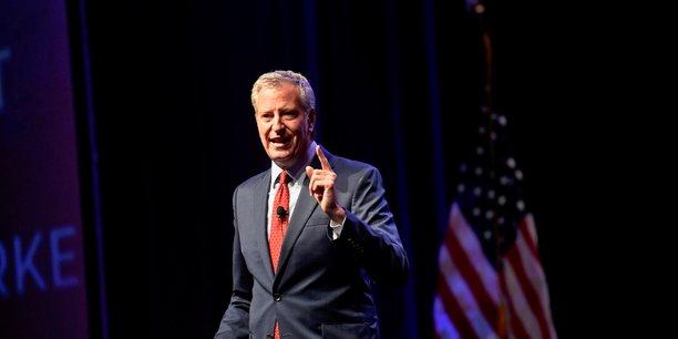 Le maire de new york retire sa candidature a la primaire democrate[reuters.com]