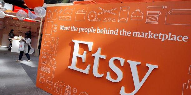 Etsy a suivre a wall street[reuters.com]