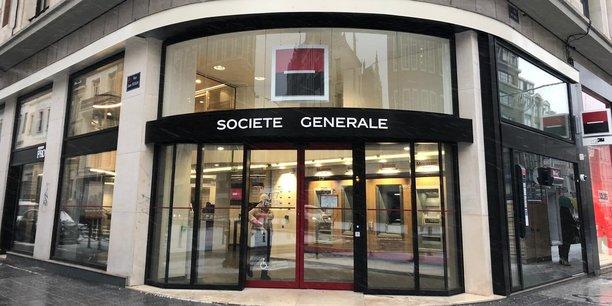 Société Générale envisage 530 suppressions de postes de plus en France - La Tribune.fr