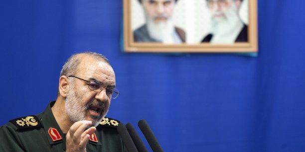 Severe mise en garde des gardiens de la revolution iranienne[reuters.com]