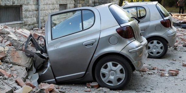 L'albanie secouee par un seisme, le plus puissant en 30 ans[reuters.com]