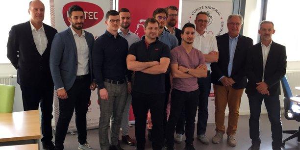 Unitec est notamment impliquée dans l'incubateur Sportech lancé par ses soins, la Région Nouvelle-Aquitaine et le Comité régional olympique et sportif à Talence