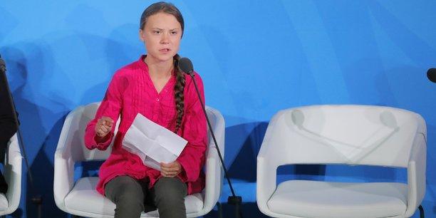 Climat: greta thunberg apostrophe les dirigeants mondiaux a l'onu[reuters.com]