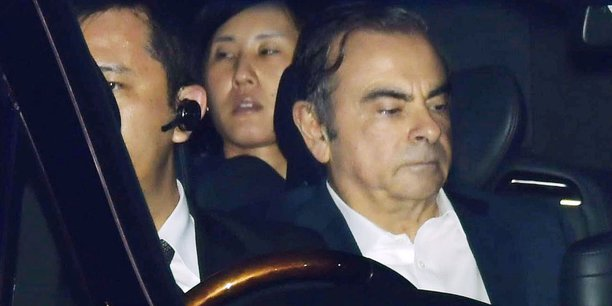 Usa: accord amiable au civil entre carlos ghosn et la sec[reuters.com]